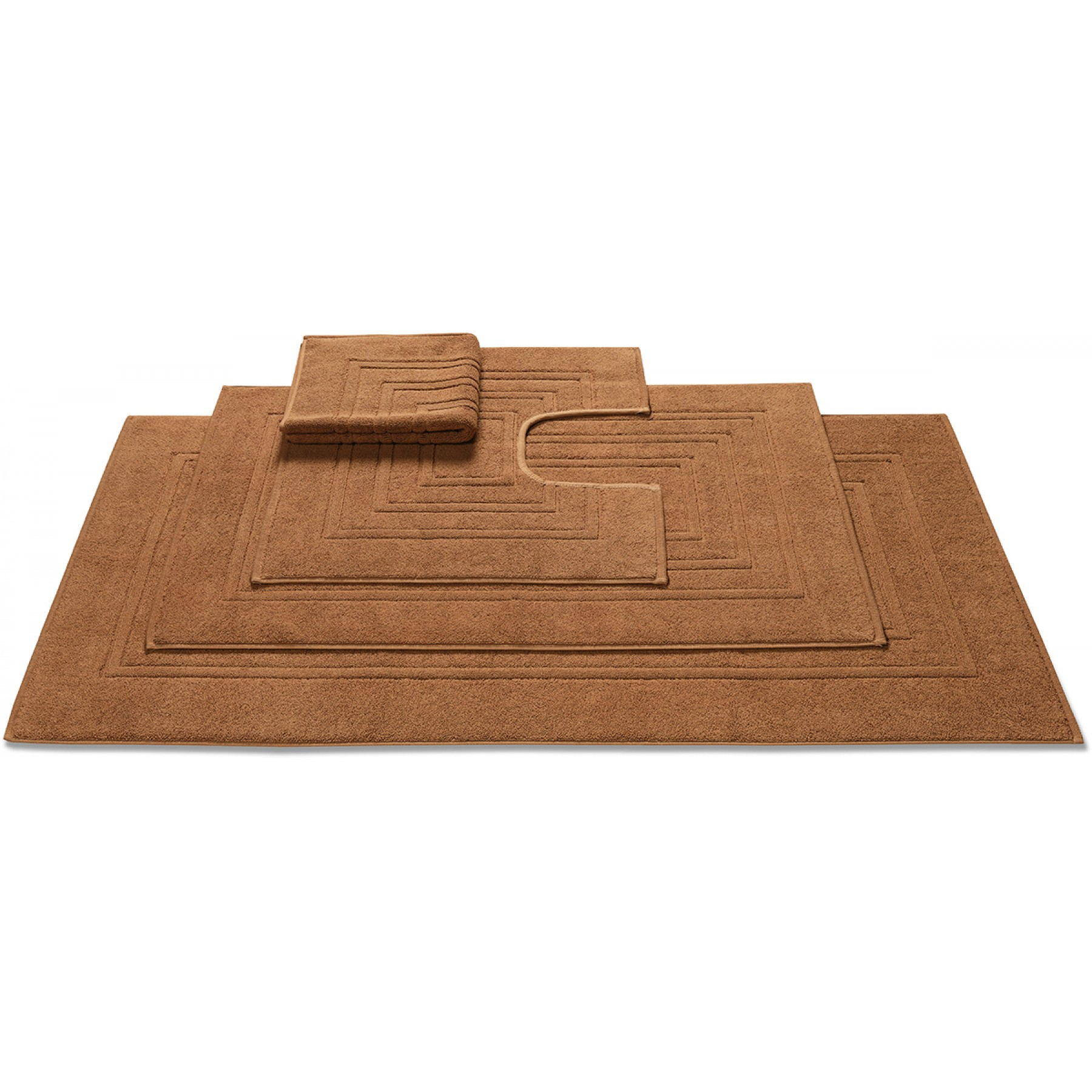 Vandyck Toiletmat Houston Cognac