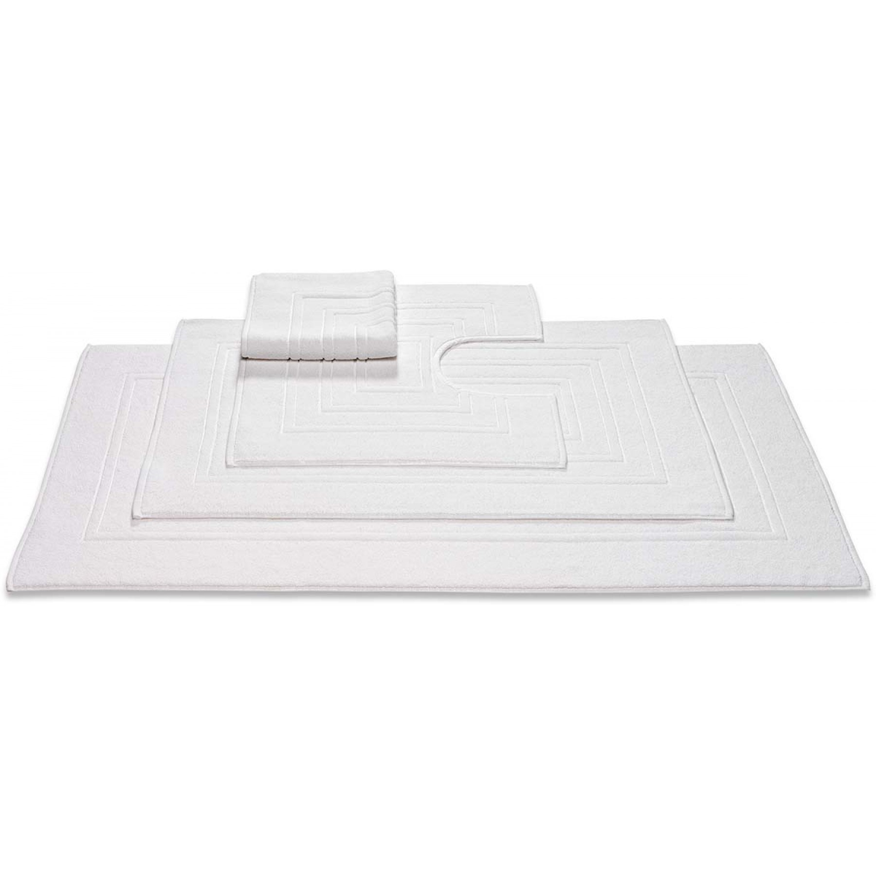 Vandyck Toiletmat Houston White