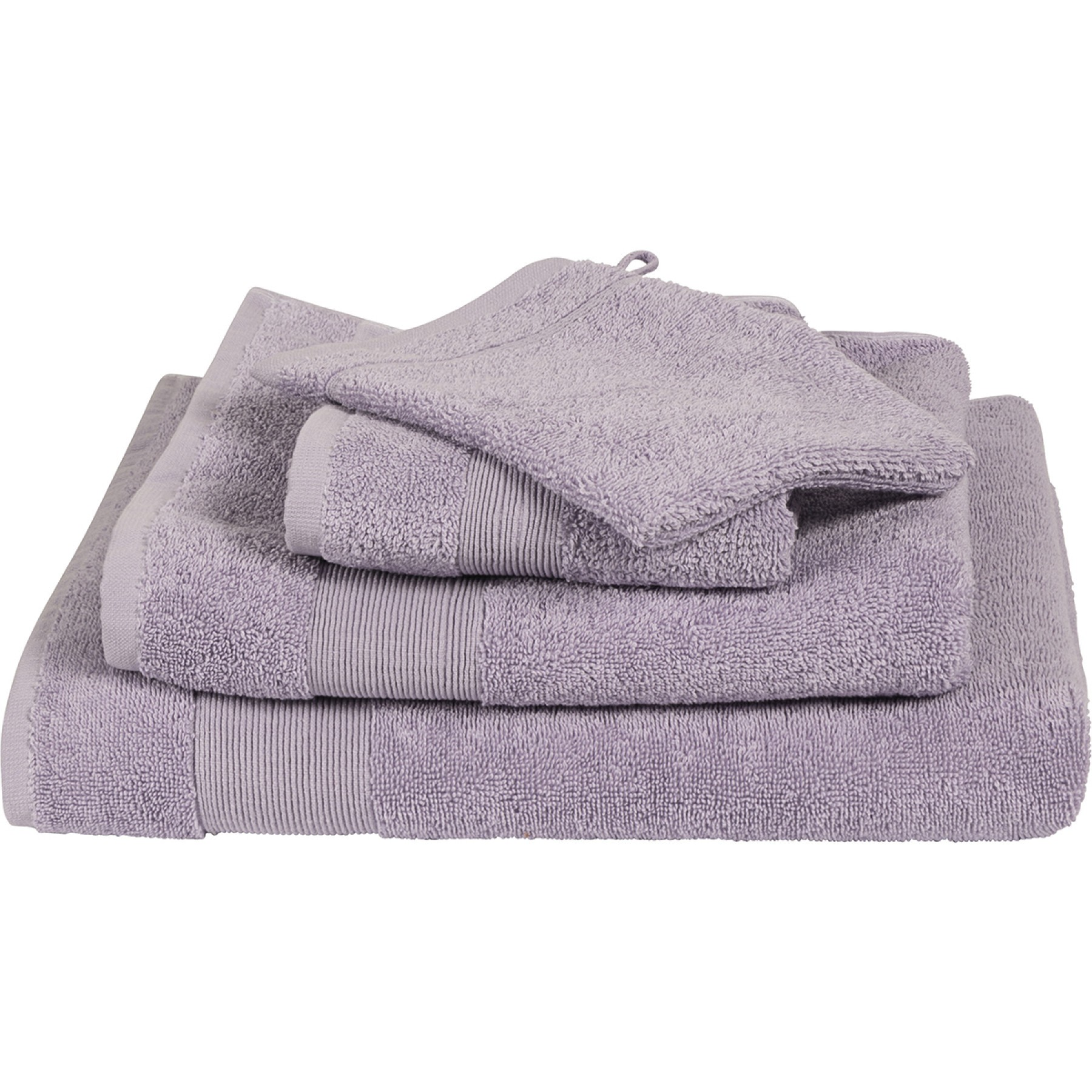 Livello Handdoek Home Collection Lilac