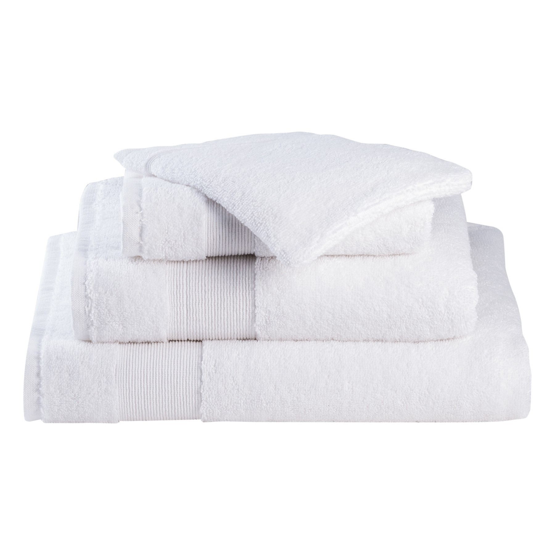 Livello Washand Home Collection White