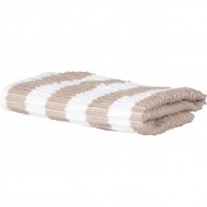 Linolux Vaatdoek Sand/ White