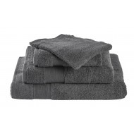 Livello Handdoek Home Collection Grey
