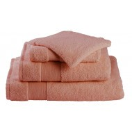 Livello Handdoek Home Collection Dusty Pink