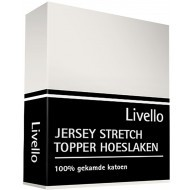 Livello Hoeslaken Topper Jersey Offwhite