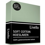 Livello Hoeslaken Soft Cotton Soft Green